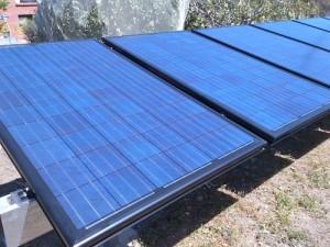 Solar panel glut claims Day4 Energy